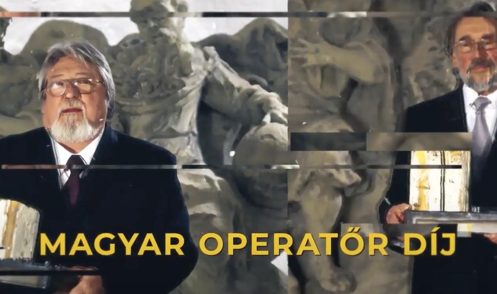operator-díj